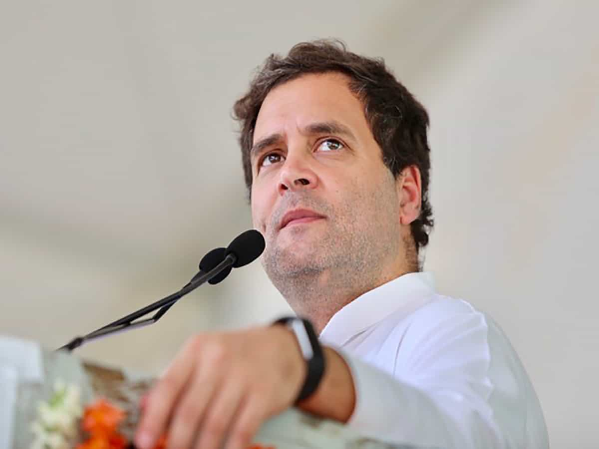Would not call RSS as 'Sangh Parivar' from now onwards: Rahul Gandhi