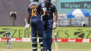 Ind vs Eng: Rohit, Shikhar complete 5000 partnership runs in ODI cricket
