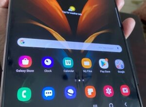 Samsung Galaxy Z Fold2 5G gets One UI 3.1 update