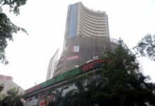 Sensex opens 400 points higher, reclaims 50,000