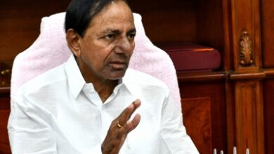Telangana CM for completing lift irrigation project by year-end