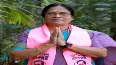 TRS candidate Vani Devi wins Graduates MLC election from Hyderabad