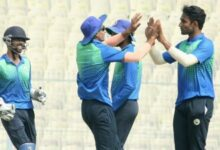 Vijay Hazare Trophy: Delhi score big win, enter pre-quarters