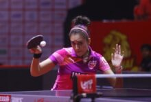 World Table Tennis Contender: Manika, Harmeet start with wins