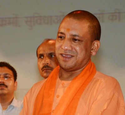 Yogi unveils new irrigation project in Bundelkhand