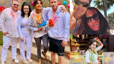 Holi 2021: Celebrities paint the town with colors, but at HOME