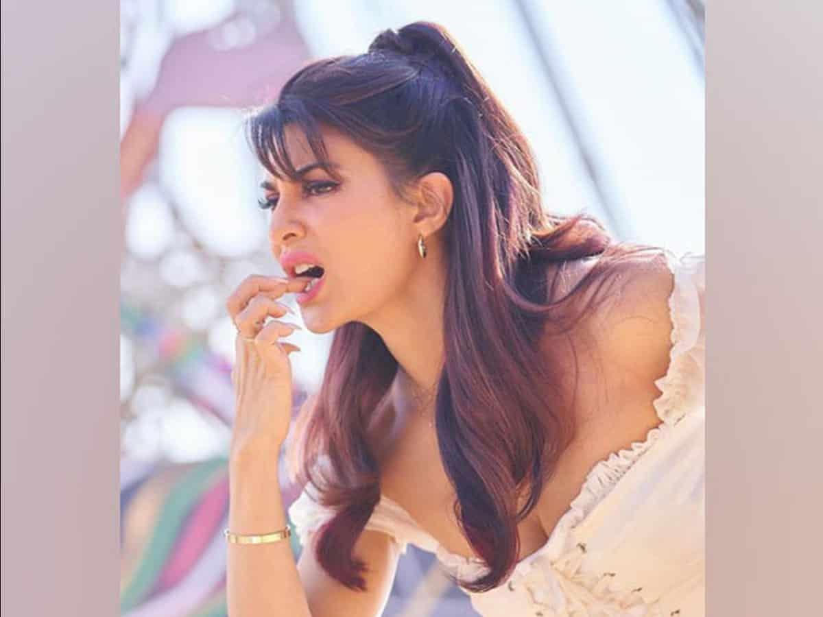Jacqueline Fernandez wraps Rajasthan shoot schedule for 'Bachchan Pandey'