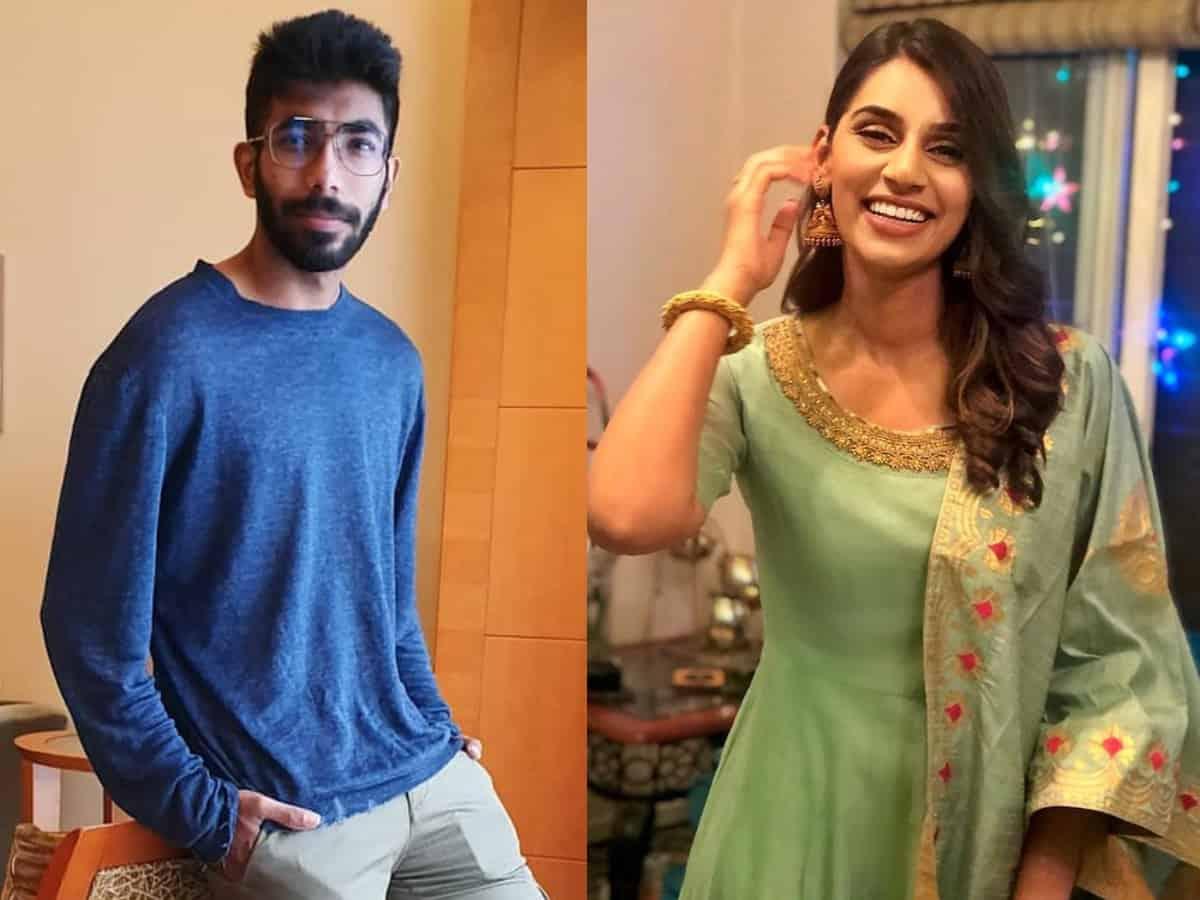 Jasprit Bumrah to marry Sanjana Ganesan today: reports