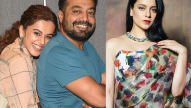 One can't escape karma: Kangana reacts to I-T raid on Anurag, Taapsee