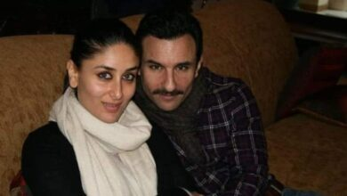 First picture of Kareena and Saif's new born son is here!