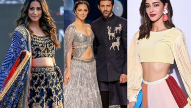 15 Glamorous pictures from Lakme Fashion Week 2021