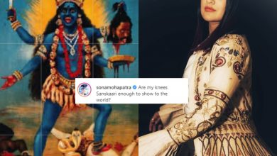 Ripped jeans row: Singer Sona Mohapatra posts Goddess Kali pic, gets death threats