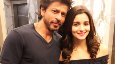 'Yeh comedy thodi dark hai': SRK announces another film with Alia Bhatt