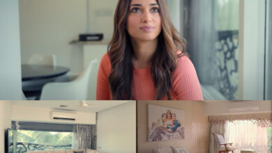 Step inside Tamannaah's 'cozy and contemporary' Mumbai home [VIDEO]