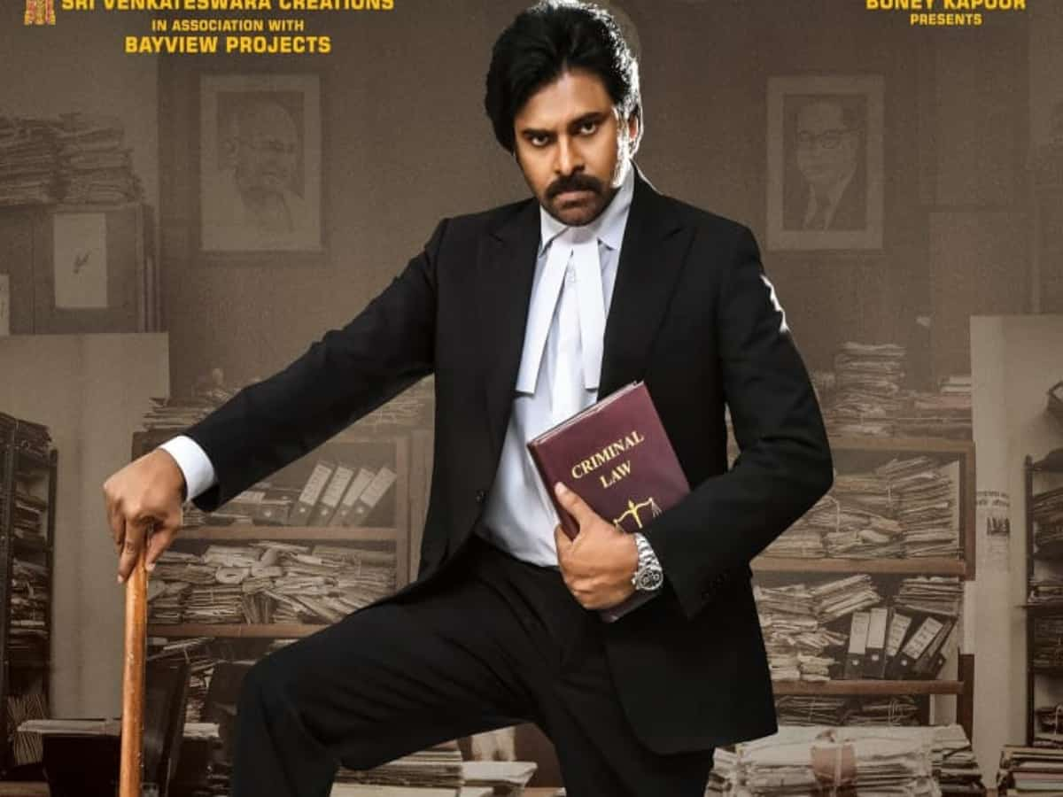 Don't miss this latest update on Pawan Kalyan starrer 'Vakeel Saab'
