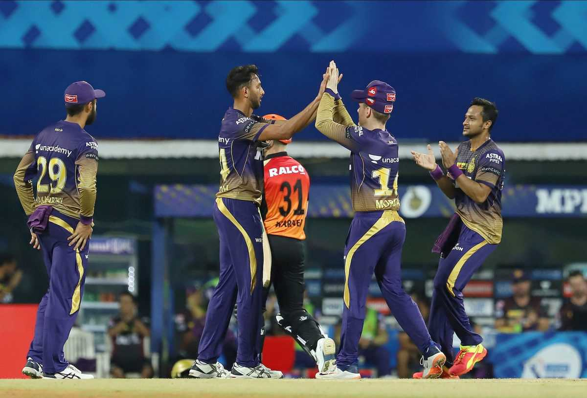 IPL 2021: Spirited all-round performance helps KKR defeat SRH by 10 runs