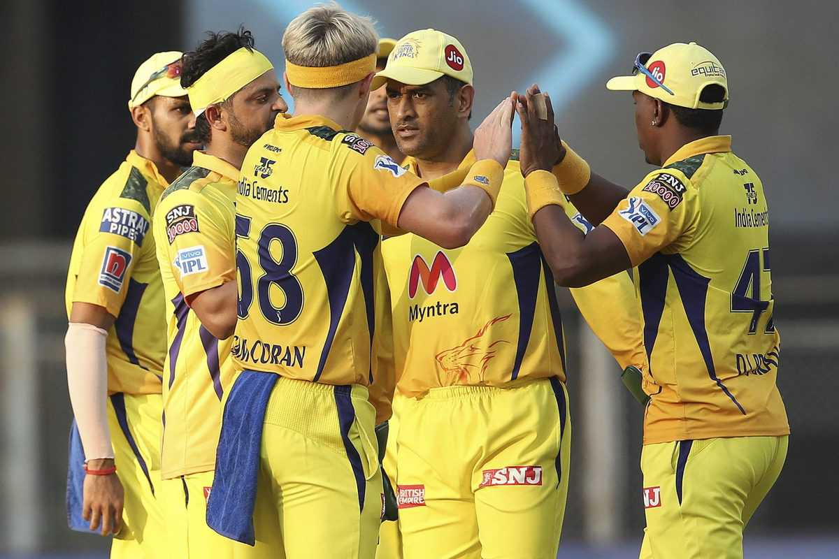 COVID strikes IPL: CSK-RR clash to be rescheduled due to Balaji's positive report
