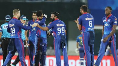 IPL 2021: Amit Mishra's four-fer helps Delhi Capitals restrict Mumbai Indians to 137/9