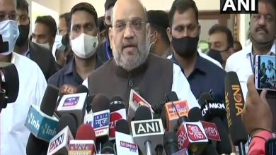 Determined to take ongoing fight against Naxals to logical conclusion: Amit Shah