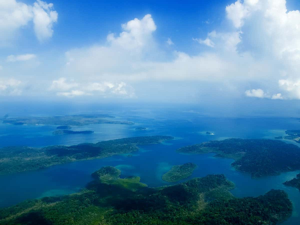 A paradise on Earth--Andaman and Nicobar; a rare visit brought forth little known facts