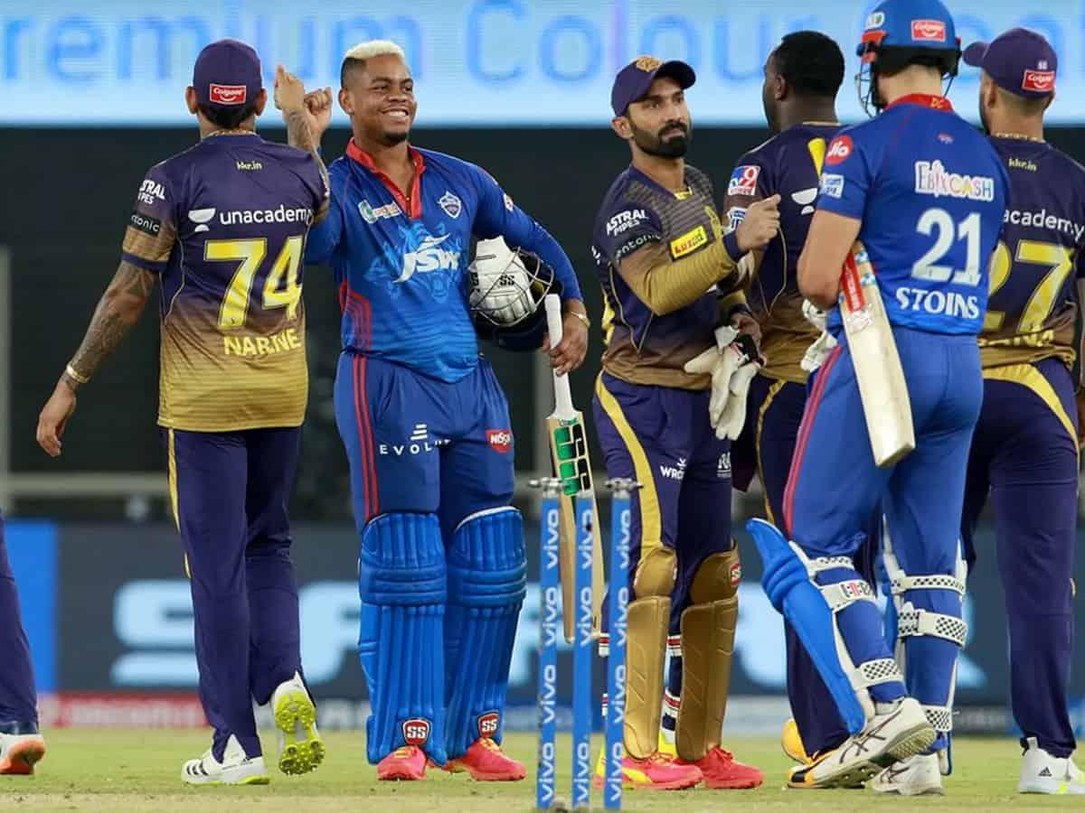 IPL 2021: Delhi Capitals beat KKR by 7 wickets
