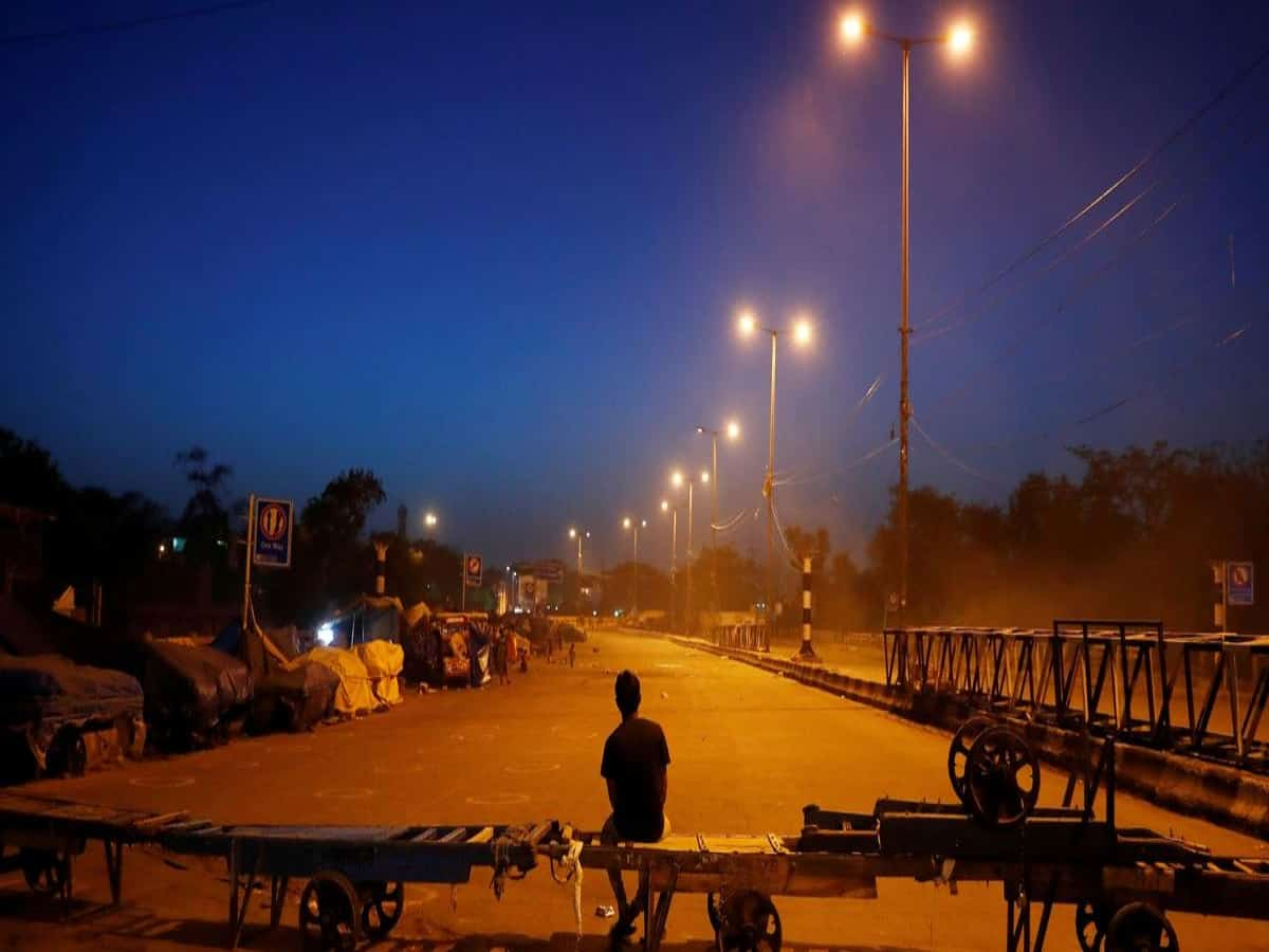Covid-19: Night curfew imposed in Delhi