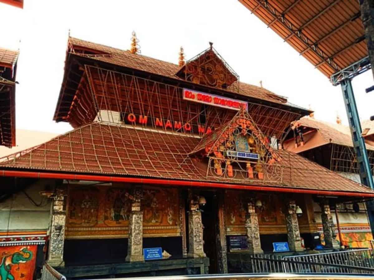 Amid COVID surge, 180 weekend weddings allowed at Kerala's Guruvayoor temple