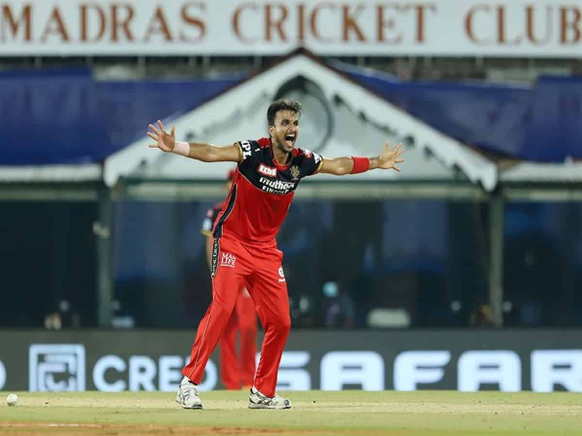 IPL 2021: Harshal Patel becomes first bowler to take fifer against Mumbai Indians