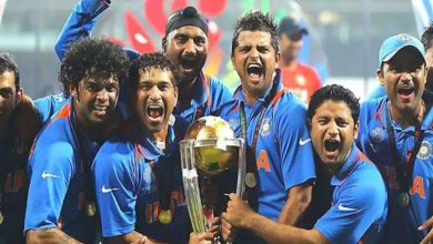 India's glorious victory in the 2011 ICC World Cup