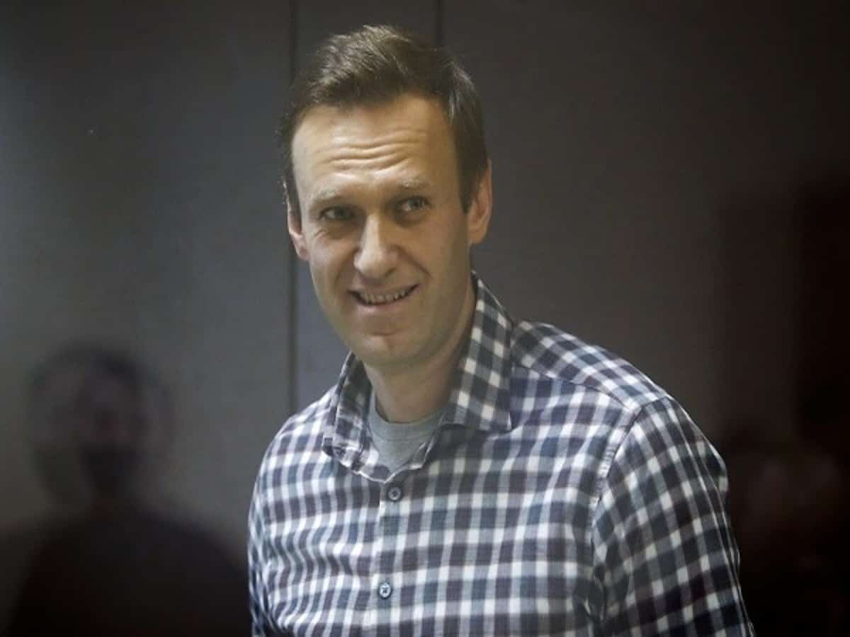 UK demands private medical care for jailed Russian activist Navalny