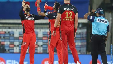 IPL 2021: Maxwell, ABD and spirited bowling hand RCB 38-run win over KKR