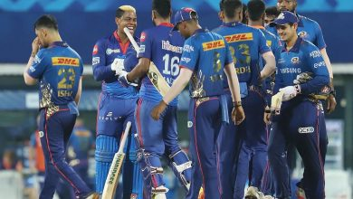 IPL 2021: Mishra, Dhawan help Delhi beat Mumbai in low-scoring thriller