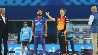 IPL 2021: Delhi Capitals win toss, opt to bat against SRH