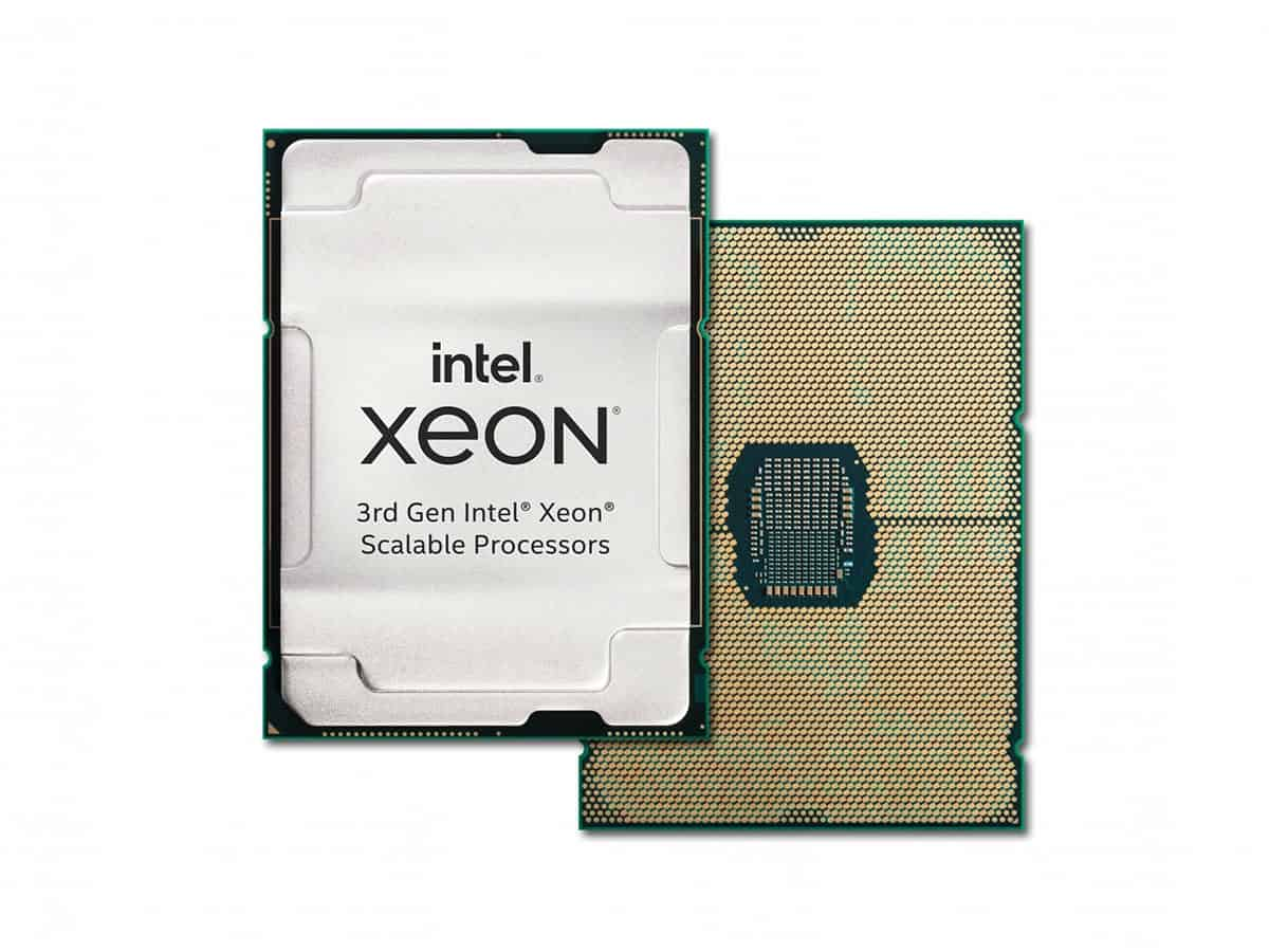 Intel launches 3rd Gen Xeon scalable processors