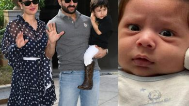 Kareena Kapoor-Saif Ali Khan's second baby's picture leaked 'accidentally'
