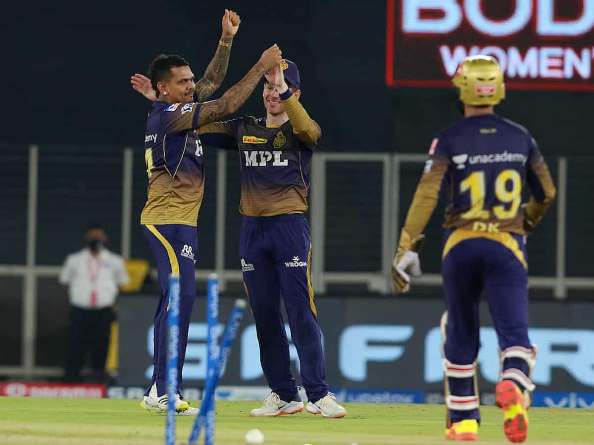 IPL 2021: KKR restrict Punjab Kings to 123/9