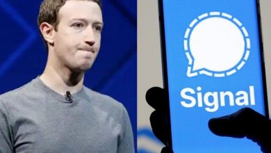 Leaked Facebook data reveals that Zuckerberg uses Signal