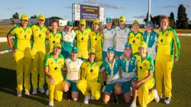 'Great achievement', says Lanning after Australia scripts world record
