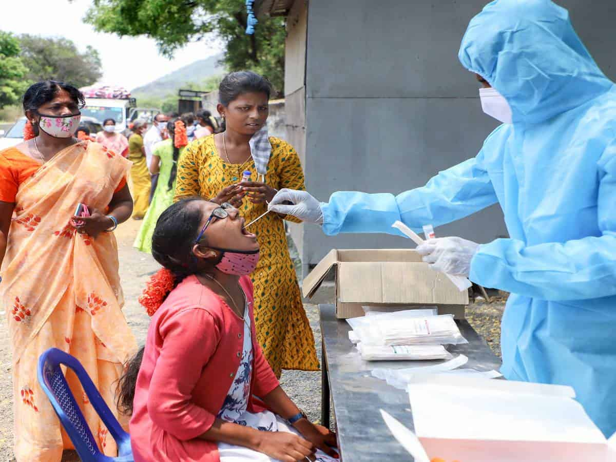 Telangana's COVID-19 tally crosses 4-lakh mark, death toll 2K