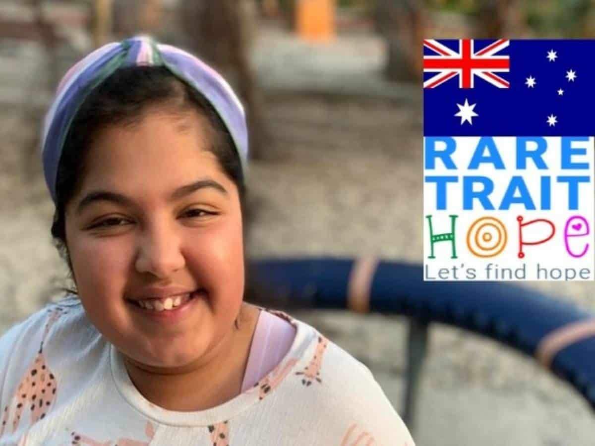 Australia: Indian-origin girl with ultra-rare fatal disease waiting for treatment