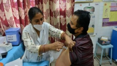 Telangana: Vaccination resumes for 45+ age group; on slot-basis only