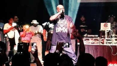 Hip-Hop Star DMX dies at 50 one week after heart attack