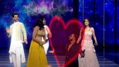 Did Mika Singh propose to Bhoomi Trivedi on TV?