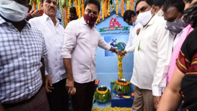 KTR launches Mission Bhageeratha, inaugurates other projects in Warangal
