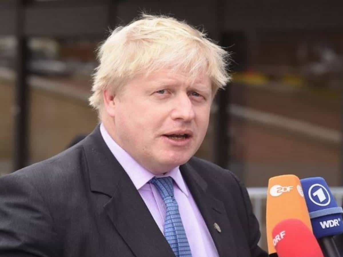 UK PM Boris Johnson cancels India visit due to current COVID-19 situation
