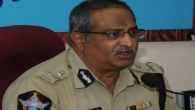 Andhra govt issues notice to suspended IPS officer for statement