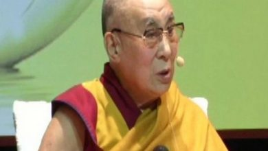 No solution to global problems unless we all work together, says Dalai Lama on Earth Day