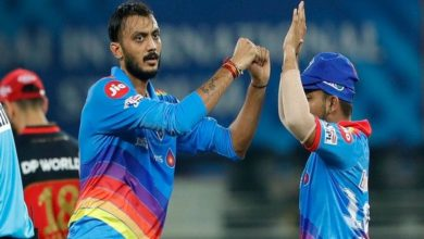 IPL 2021: Axar Patel re-joins Delhi Capitals squad after recovering from COVID-19