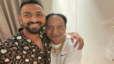 IPL: I feel one part of my heart has gone away with father, says Krunal Pandya