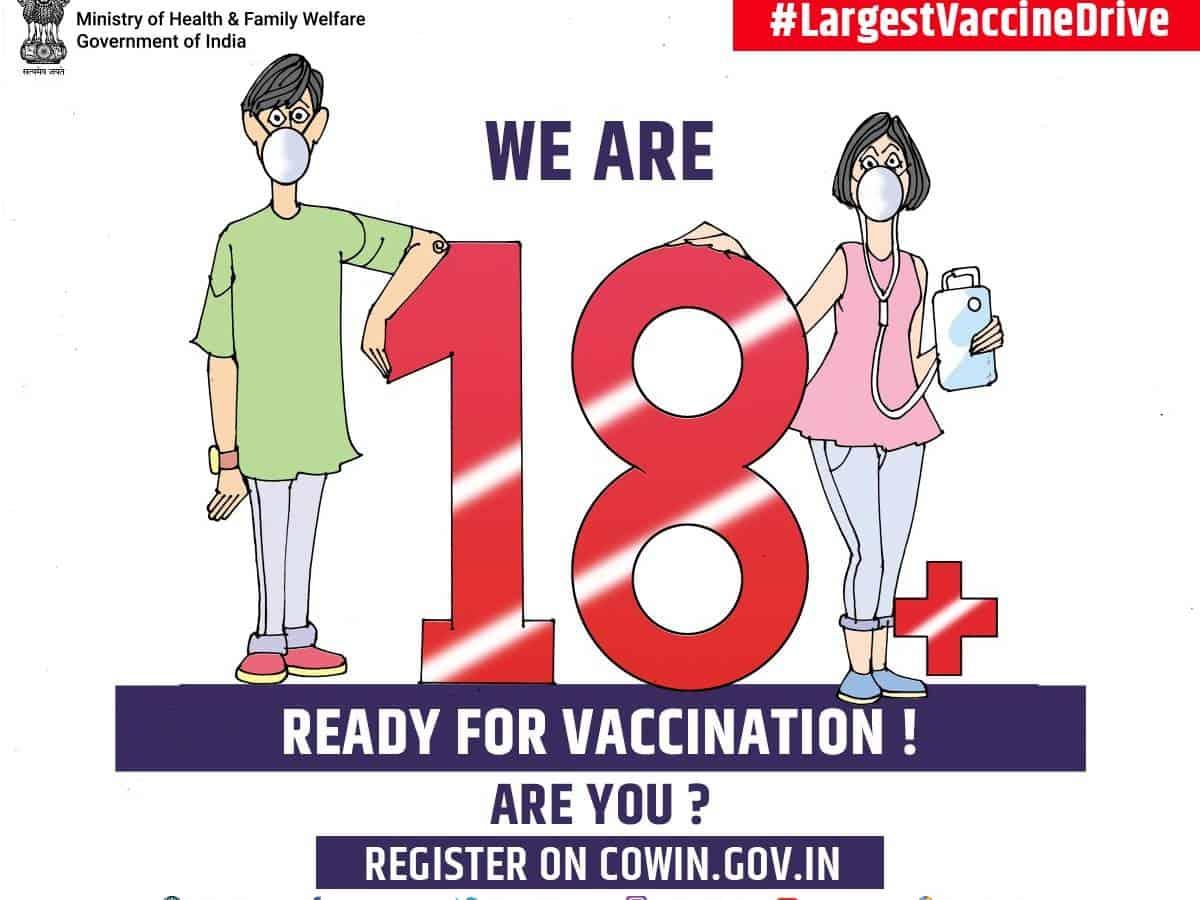 Want to take Covid vaccine? Here's how you can register on CoWIN, Aarogya Setu